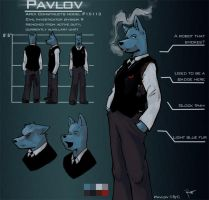 Pavlov's final design by corvid