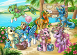 Pony Island by SirKittenpaws