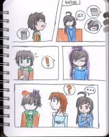 Gakuen Okoku: Don't Touch the Notebook by mamoru14