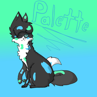 Palette by AnamayCat
