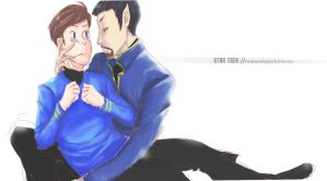 Request-Mirror Spock-McCoy by Mkb-Diapason