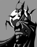 Batman by OrochiGhOsT