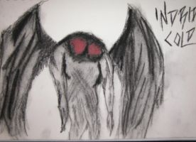 Indrid Cold The Mothman by Deagle-Son