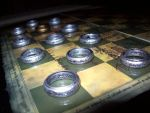 Game of Checkers by Musical13