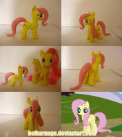 Fluttershy Auction by EarthenPony