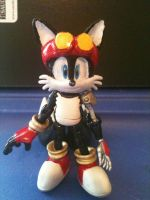 Ratchet the Fox custom by RandomDude6782