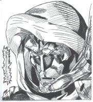 Dr Doom by stanmx