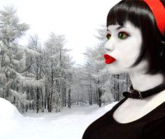 Snow White by MarilynsMistress
