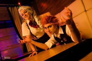 Death Parade - That's enough of that by GiH-Crafting