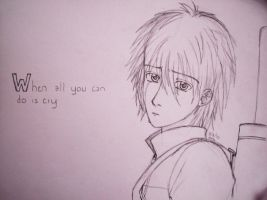 When All You Can Do is Cry by Shientah