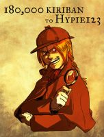 FMA - kiriban for hypie123 by FerioWind