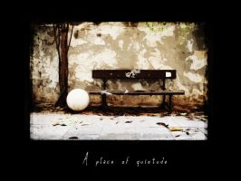 A place of quietude by gilad