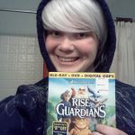 Rise of the Guardians Blu Ray by Ps2hunter