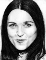 Katie McGrath by Define-X