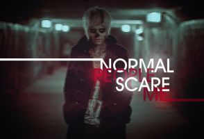 Normal People Scare Me by LuizChaves