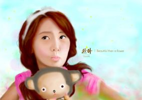 Yoona SNSD by SAMPLE2
