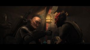 Maul and Vizsla Tea by Vitanifan55