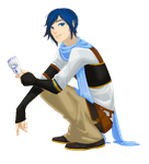 Synchronicity: Kaito by TiffyInaBox