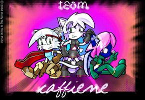 TEAM CAFFIENE by vickitty