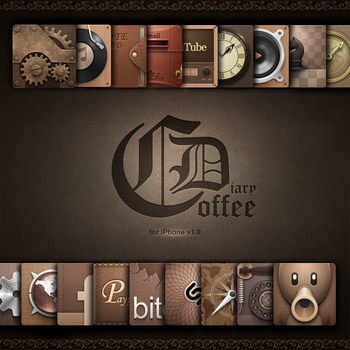Coffee Diary HD for iOS by ulysseleviet