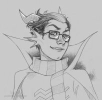 Eridan by PenWinter