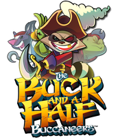 The Buck-and-a-Half Buccaneers by Kuitsuku