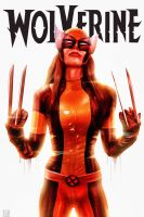All-New Wolverine by PatLoika