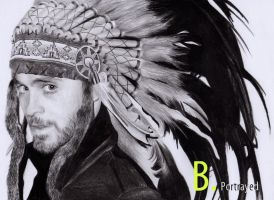 Jared Leto by B-Portrayed