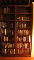 My New Bookcase [COMPLETE!] by Lootra