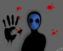 Eyeless Jack (creepypasta) by zoradraws