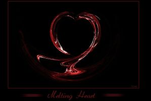 The Melting Heart by ukt0xic