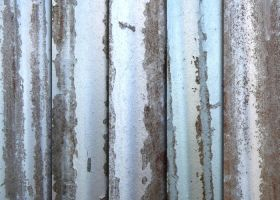 Grungy Silver Tin Textures by sdwhaven