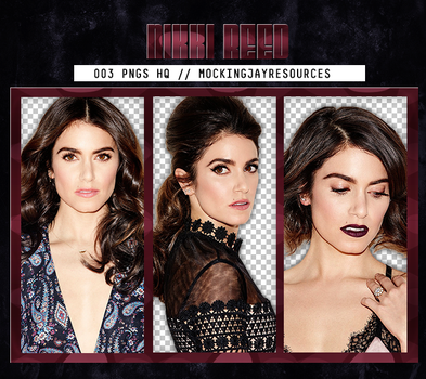 Pack Png: Nikki Reed #448 by MockingjayResources