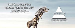 funny up in the air edit FB COVER by lovelives4ever