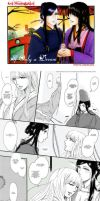 Koi Monogatari IF ONLY A DREAM continued pages 3-5 by wetochan