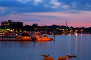 Twilight on the Navesink by SoCallMeNothing