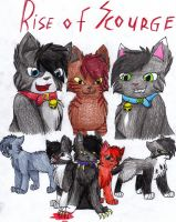 Rise of Scourge Poster by CascadingSerenity