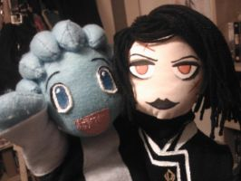Puppets IRL by Wingedmoggy
