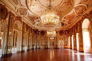 Queluz Palace - Ballroom by Zeroth57