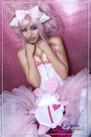 Pretty in Pink Teaser 1 by MyGeekGoddess