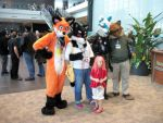 Furries Be Awesome at Nekocon by RayTheBishie