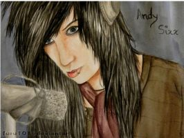 Andy Sixx by furu101