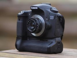 Industar 50-2 on Canon 60D by pagan-live-style