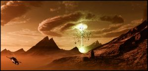 Fission vortex by Wetbanana