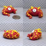 Margery the Timid Monster by TimidMonsters