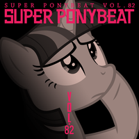 Super Ponybeat Vol. 082 Mock Cover by TheAuthorGl1m0