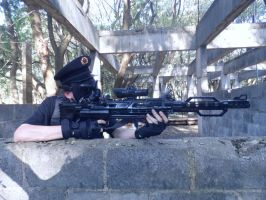 Snipping by Emersonpriest