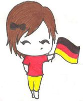 go germany!!! by nightwing6497