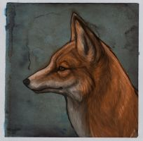 Renard by Bluecrow10