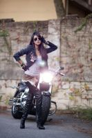Outlaw Biker by ParkLeggyKorean